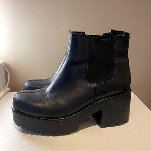 Vagabond platform boots size 36 (6)